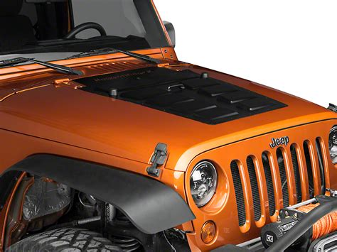 Jeep Jk Vents Rugged Ridge Wrangler Vent Insert Black 17759 10