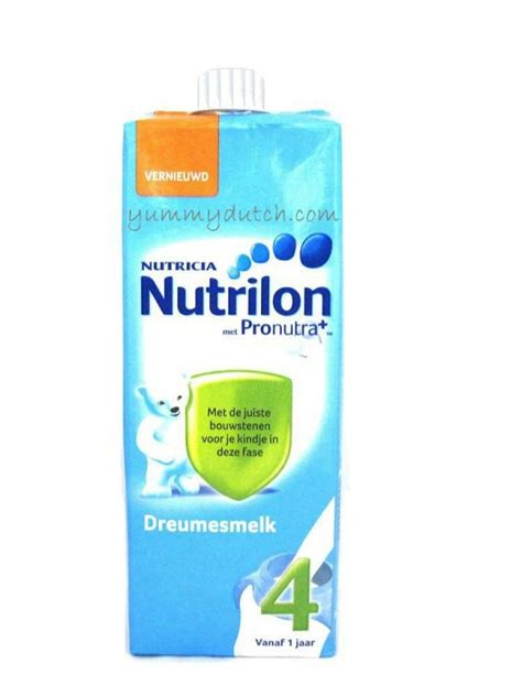 Nutricia Nutrilon Nutrilon Toddlers Milk Ready To Drink From 1 Year Nutricia