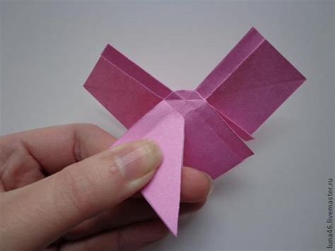 Cool Origami Crafts - cool creativity how to diy origami paper gift bow