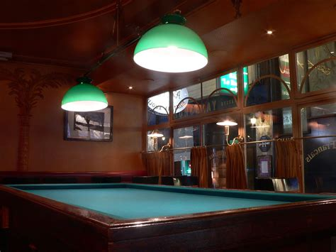 how to a pool table billiard table