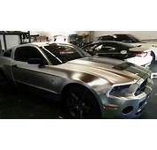 Image Gallery Silver Chrome