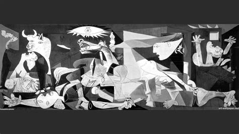 picasso paintings wallpaper hd guernica wallpaper