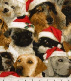 golden retriever fleece fabric 18 00 quot santa paws quot nordic fleece throw fleece throw by rachael hale fabric
