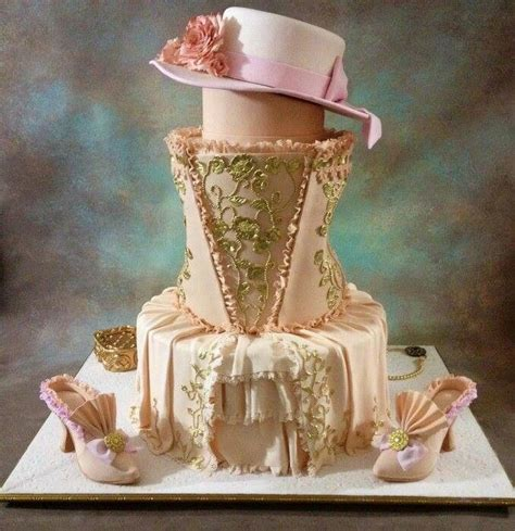 victorian themed birthday cakes victorian cake cake inspirations pinterest