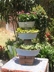 Garden Recycling Ideas Recycled Garden Ideas Car Interior Design