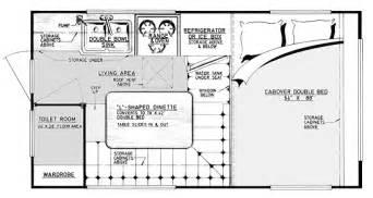 pop up cer floor plans cer plans acapulco 8 truck cer design