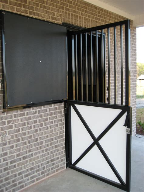 Hinged Barn Doors Stall Doors R Manufacturing