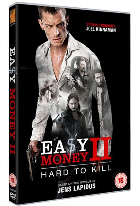 Win Money Easy - win swedish crime thriller easy money ii on dvd movie talk what s on tv