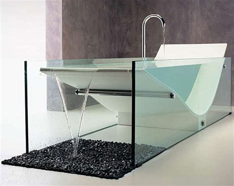 Infinity Bathtubs by Unique Bathroom Tub Ideas