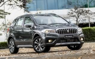 Suzuki Crossover The Suzuki S Cross 2017 Lands In Mexico Most Reliable