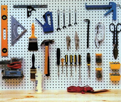 peg board designs 100 pegboard ideas diy pegboard garage organization