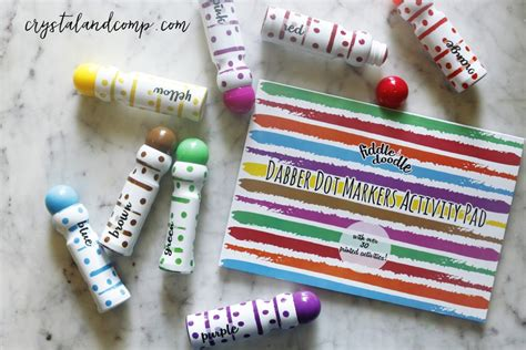 food doodle markers enter to win a dabber dot marker activity pack ends 09