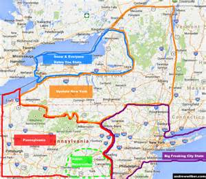 New York Pennsylvania Map by 6 Maps Of Pennsylvania That Are Too Perfect And Hilarious