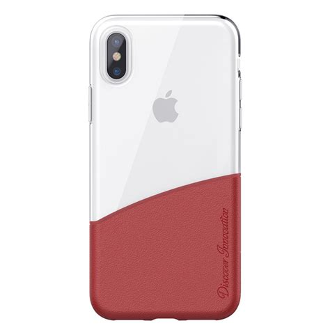 Nillkin Frosted Iphone X nillkin frosted protective phone shell for iphone x
