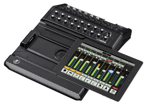 Mixer Audio Mackie mackie dl1608 digital mixer ministryav