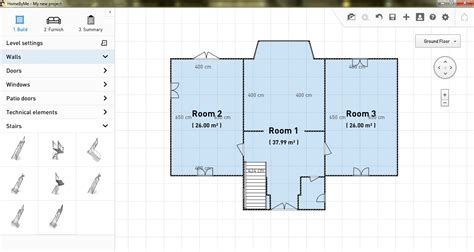 simple free floor plan software free floor plan software homebyme review