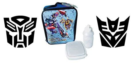 Sale Transformer Lunch Set transformers lunch box 163 2 69 argos ebay outlet