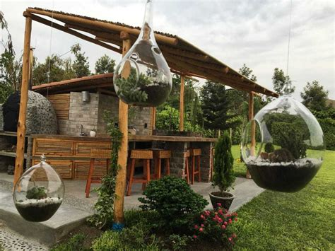 jardines rusticos jardines rusticos de co casa con jardin decoracion