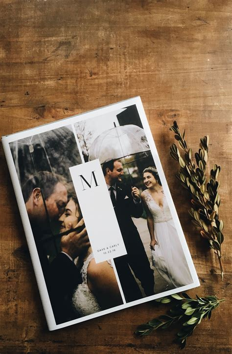 Artifact Uprising: Wedding Photo Albums Hardcover   IDEA