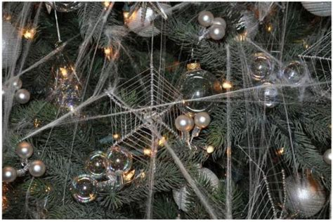 spider web christmas tradition when a tree and meet in the ukraine 7 pics izismile