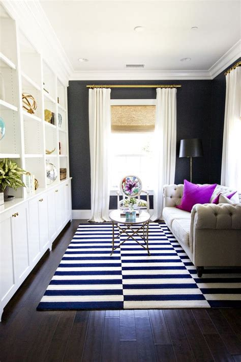what colors make a room look bigger and brighter dark colors make a small sitting room look bigger small