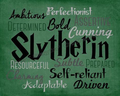 harry potter house traits best 25 slytherin traits ideas on pinterest hogwarts house traits harry potter