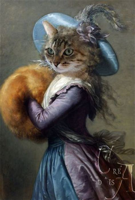 tableau chat | kitties! | pinterest | chats, illustrations