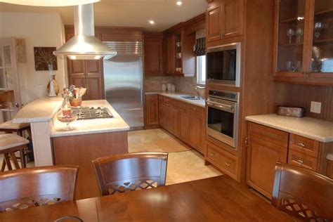 Silestone Kona Beige Countertop by Open Concept Great Room Kitchen Designed By Aya Kitchen