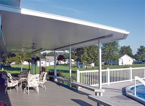 awning products yukon patio cover