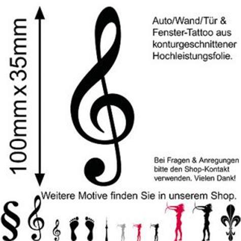 Aufkleber Vom Briefkasten Entfernt by Aufkleber Notenschl 252 Ssel Noten Violinschl 252 Ssel