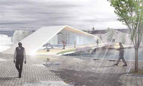 design competition bridge amsterdam iconic pedestrian bridge design e architect