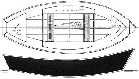 drift boat design plywood 14 16 mcdrift aluminum drift boat boatdesign