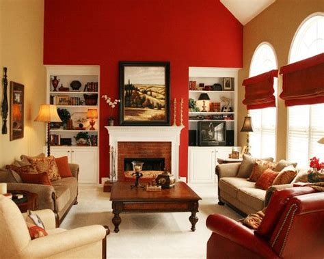 red color schemes for living rooms 25 best ideas about red accent walls on pinterest red