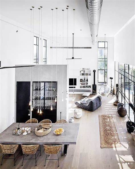 modern loft interior design ideas by york architect best 25 modern apartments ideas on flat