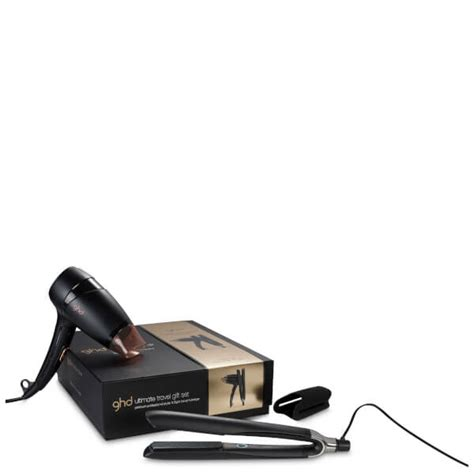 Hello Hair Dryer Travel Set ghd ultimate travel ghd platinum with ghd flight travel