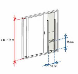 patio link pet door inserts for sliding door cat window