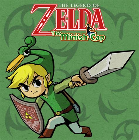the legend of the minish cap wiki fandom powered by wikia minish cap alternative cover by tomcyberfire on deviantart