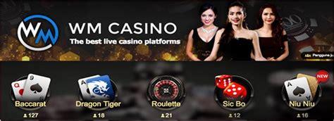 wm casino  populer terbaru asiabetking