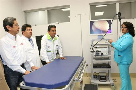 hospital carrion huancayo convocatori plazas 2016 huancayo supervisan atenci 243 n en el nuevo hospital daniel