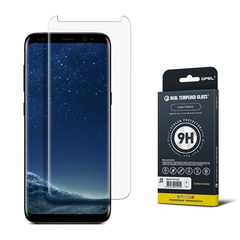 Tempered Glass Samsung V Plus galaxy s8 plus coverage tempered glass screen