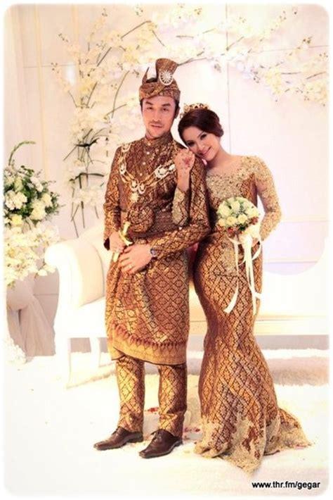 pattern baju songket modern songket modern brown gold wedding pinterest brown