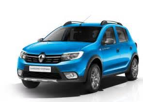 Renault Sandero Stepway Sa Roadtests Review 2017 Renault Sandero Stepway
