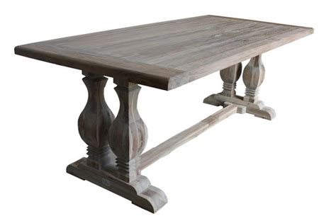 Grey Wash Dining Table Pin By N Pl On Phase 1 Dining Room