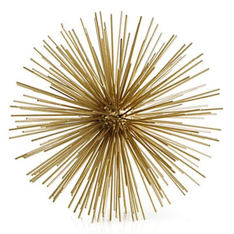 decorative spiky balls scoppio sphere gifts for him gifts holiday decor