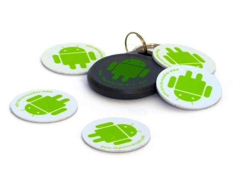 nfc tags android an interesting article with nfc automating actions