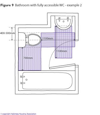 bathroom dimensions 14 bathroom layout 183 lifetime homes 16 design criteria up to 5 july 2010 183 lifetime homes