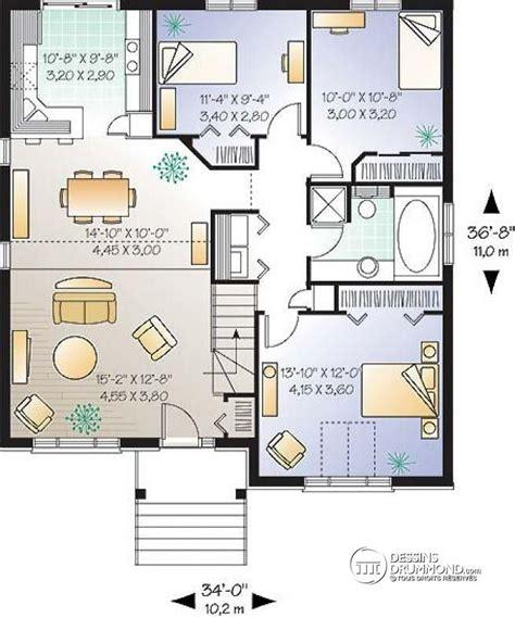 home design story level 100 d 233 tail du plan de maison unifamiliale w2101