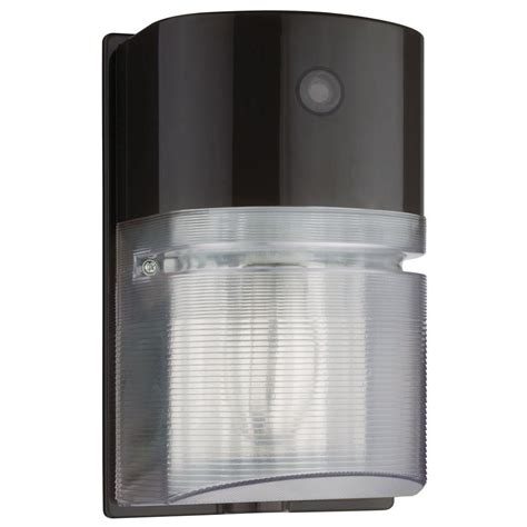 Lithonia Lighting Bronze Metal Halide Outdoor Wall Mount Metal Halide Wall Pack Light Fixtures