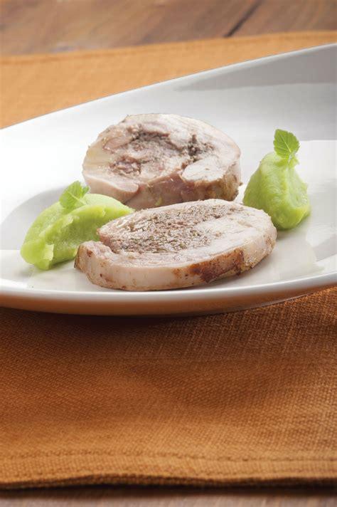 purea di sedano rapa coniglio in porchetta al grana padano purea di sedano