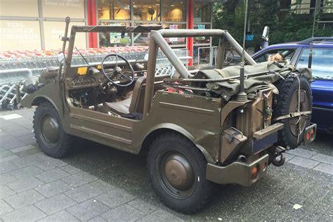Audi Munga by In Het Dkw Munga 1963 Autonieuws Autoweek Nl